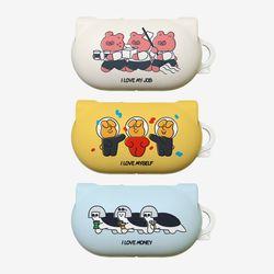 Happy Sad Friends 버즈케이스+키링