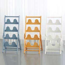 원목 슬리퍼 꽂이 실내화 정리대 3color