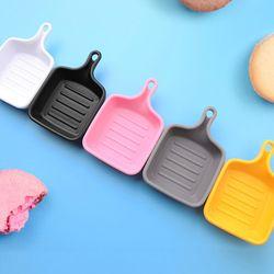 미니팬 프리 접시  캠핑용 유아 식기 BPA-Free(종지)