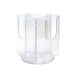 아트사인 이지 투명 회전형꽂이 메뉴판 180x180