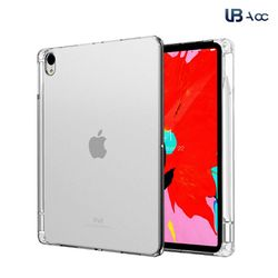 아이패드 미니2 A1489 애플 펜슬 수납 젤리 커버 케이스
