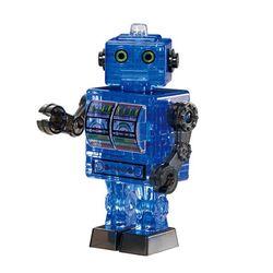 39피스 크리스탈퍼즐 - 틴 로봇 (블루)