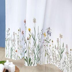 상상후 유노이아 욕실커튼 방수 샤워 가리개