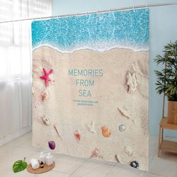 온더샌드 욕실커튼 방수 샤워 가리개