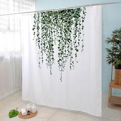 심플테라스 욕실커튼 방수 샤워 가리개