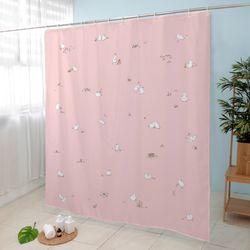마이리틀프렌즈 욕실커튼 방수 샤워 가리개