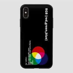 (카드) RGB-세로-블랙