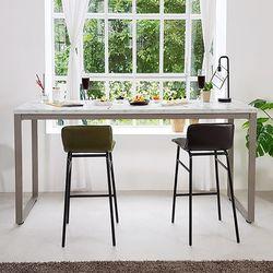스틸마블 홈바 테이블 1800x600