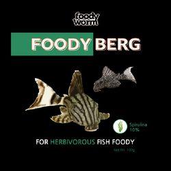 푸디벅(FOODYBERg for herbivorous) 100g