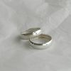 [925실버] 5mm 베이직 실버링 basic silver ring