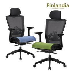 핀란디아 클라이 CT30B 에어 학생사무용 의자(헤드형)