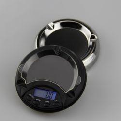 디지털 원형 전자저울(500x0.1g)
