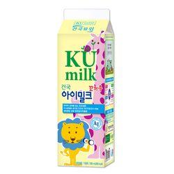 건국우유 가정배달 건국 아이밀크꼬끼우 930ml (주3회4주)