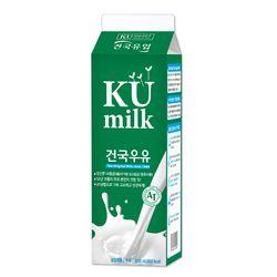 건국우유 가정배달 건국우유 1000ml (주3회4주)