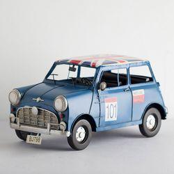 엔틱 자동차(대-블루)