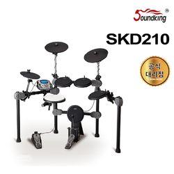 전자드럼 사운드킹 SKD210 디지털드럼