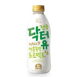 건국우유 가정배달 닥터유  970ml (주3회4주)