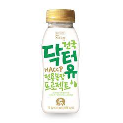 건국우유 가정배달 닥터유 190ml (주5회4주)