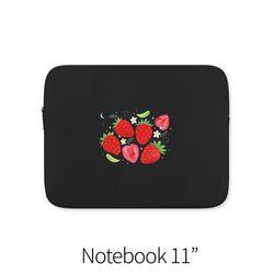 Strawberries (노트북 11인치 파우치)