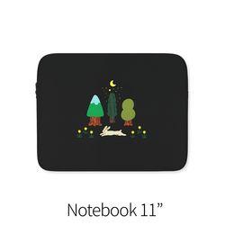 달빛숲 (노트북 11인치 파우치)