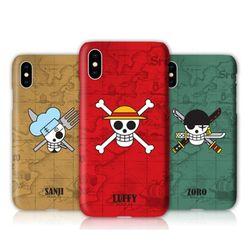[T]원피스 스컬 3D하드 케이스.아이폰5S(SE)