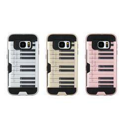 LG G7 (LG G710) Obli-Pianist 카드 범퍼 케이스