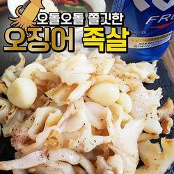 오돌오돌 오징어 족살 (1봉 500g)