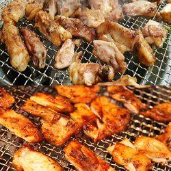 숯불 닭갈비 1kg 간장앙념&고추장양념