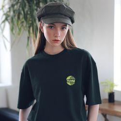 아더로브 유니섹스 시그니처 스카치 로고 티셔츠 ATS192005-GN