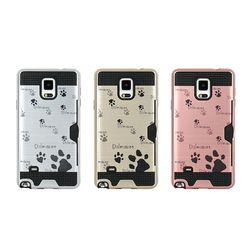 갤럭시노트8 (N950) Obli-Dalmatians 카드 범퍼 케이스