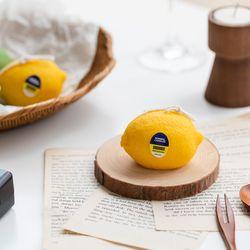 리얼 레몬 라임 캔들 집들이 선물 카페 인테리어