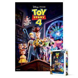 1000피스 직소퍼즐 - 토이스토리 4 영웅의 등장