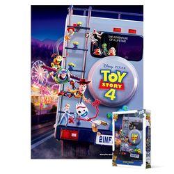 100피스 직소퍼즐 - 토이스토리 4 모험 (오버사이즈)