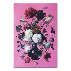 블룸 핑크 아트웍