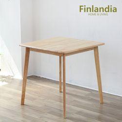 핀란디아 레이나 750원목테이블