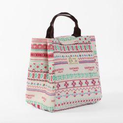 보온보냉 피크닉 가방(패턴)