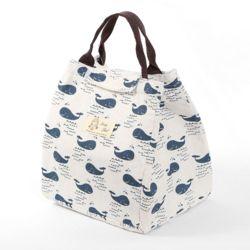 고래 보온보냉 가방