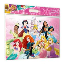 [Disney] 디즈니 프린세스 판퍼즐(80피스D80-4)