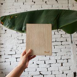 리프 야자잎 드로잉북