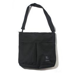 2PK TEXTBOOK BAG-BLACK