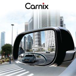 CARNIX 자동차 사이드 사각지대 보조미러와이드형 1P