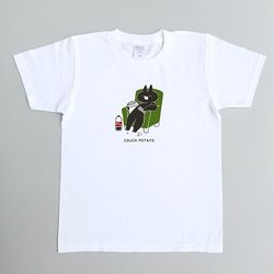 Couch potato2 T-shirt