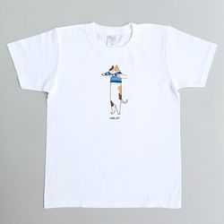 Long cat series T-shirt (5종)