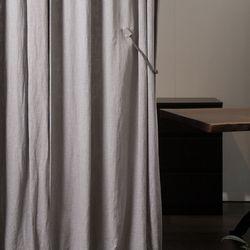Natural Basic Linen Curtain