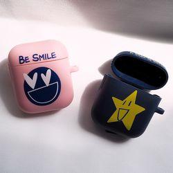 smile star airpods case - 스마일 스타 ( 에어팟 케이스 )