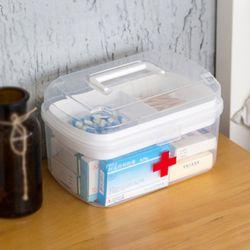 다용도정리함-구급약보관함 화장품정리함