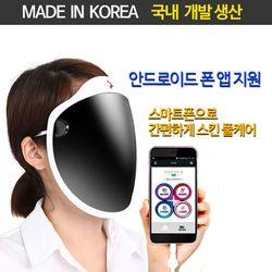 오로라 LED 마스크 피부관리기 KML-100