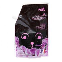 필루 고양이 모래탈취제(라벤다향) 300g