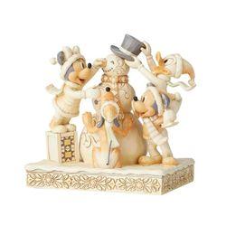 디즈니 화이트 미키와 숲속 친구들 피규어 15cm