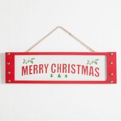 맘모스우드글자 60x17cm 트리 크리스마스 장식 TROMCG